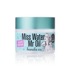 Banila co. Miss Water & Mr Oil Aqua Cream 100ml korean cosmetic skincare online shop malaysia singapre indonesia