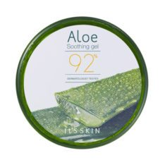 It's Skin Aloe Soothing Gel 92p 200g korean cosmetic skincare shop malaysia singapore indonesia