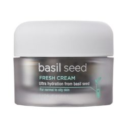 It's Skin Basil Seed Fresh Cream 50ml korean cosmetic skincare shop malaysia singapore indonesia