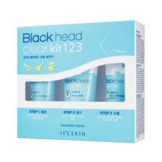 It's Skin Black Head Clear Kit 123 korean cosmetic skincare shop malaysia singapore indonesia