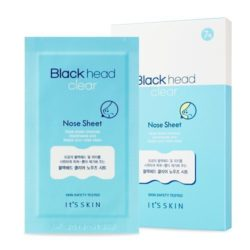 It's Skin Black Head Clear Nose Sheet 7pcs 50ml  korean cosmetic skincare shop malaysia singapore indonesia