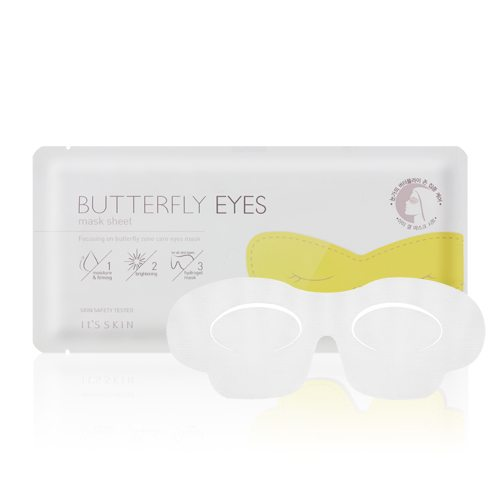 It's Skin Butterfly Eyes Mask korean cosmetic skincare shop malaysia singapore indonesia