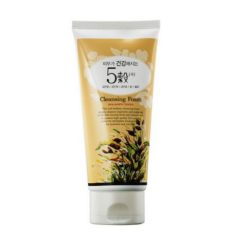 It's Skin Skin Healthening 5 Grains Cleansing Foam 180ml korean cosmetic skincare shop malaysia singapore indonesia