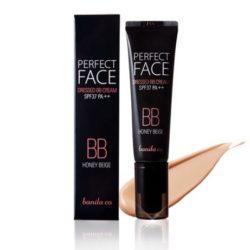 Banila Co. Perfect Face Dressed BB Cream SPF 37 PA++ 30ml korean cosmetic skincare product online shop malaysia singapore indonesia