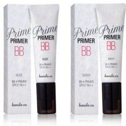 Banila Co. Prime Primer BB + Primer SPF 37 PA++ 30ml korean cosmetic skincare product online shop malaysia singapore indonesia