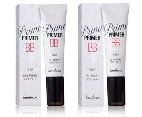 Banila co prime primer bb primer spf 37 pa 30ml for Bb shop online