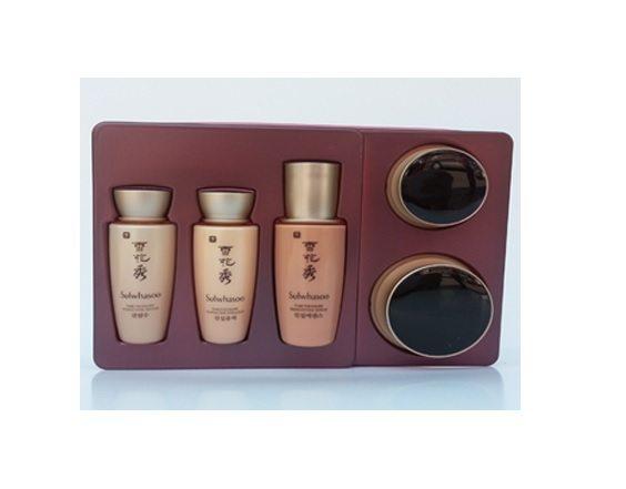 Sulwhasoo Time Treasure Trial Set 5 pcs 56ml malaysia beauty skincare  makeup online product price