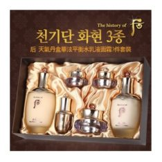 The History of Whoo Cheongidan Hwa Hyun Special 6 pcs Gift Set 308ml malaysia skincare cleanser beautycare makeup online korea