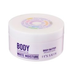 It's Skin Body Romance White Moisture Body Butter 150ml korean cosmetic skincare shop malaysia singapore indonesia