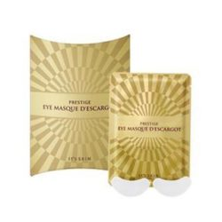 It's Skin PRESTIGE Eye Masque d'escargot Set 3g x 5 pcs korean cosmetic skincare shop malaysia singapore indonesia