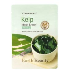 TONYMOLY Earth Beauty Kelp Mask Pack 25g korean cosmetic skincare product online shop malaysia singapore indonesia