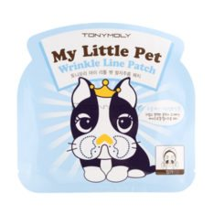TONYMOLY My Little Pet Wrinkle Line Patch 5g x 5 pcs korean cosmetic skincare product online shop malaysia singapore indonesia