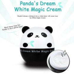 TONYMOLY Panda Dream White Magic Cream 50g korean cosmetic skincare product online shop malaysia singapore indonesia