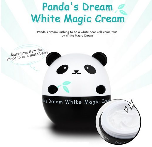 TONYMOLY Panda Dream White Magic Cream 50g korean cosmetic skincare product online shop malaysia singapore indonesia