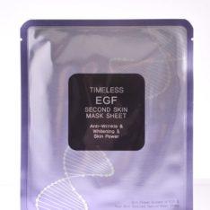 TONYMOLY Timeless EGF Second Skin Mask Sheet 25ml x 5 pcs  korean cosmetic skincare product online shop malaysia singapore  indonesia