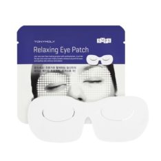 TONYMOLY Trust Me Relaxing Eye Patch 8g x 5 pcs korean cosmetic skincare product online shop malaysia singapore indonesia