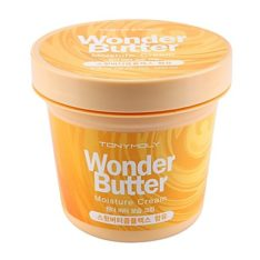 TONYMOLY Wonder Butter Moisture Cream 300ml Moisturing skincare  korean cosmetic skincare product online shop malaysia singapore indonesia