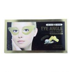 Clinie Eye Angle Gold Patch korean cosmetic skincare shop malaysia singapore indonesia