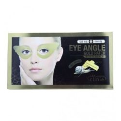 Clinie Eye Angle Gold Patch korean cosmetic skincare shop malaysia singapore indonesia