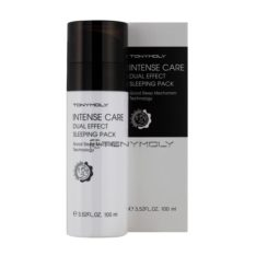 TONYMOLY Intense Care Dual Effect Sleeping Pack 100ml korean cosmetic skincare product online shop malaysia singapore indonesia