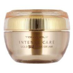 TONYMOLY Intense Care Gold 24K Snail Cream 45ml +TONYMOLY Intense Care Gold 24K Snail Cream 45ml korean cosmetic skincare product online shop malaysia singapore indonesia