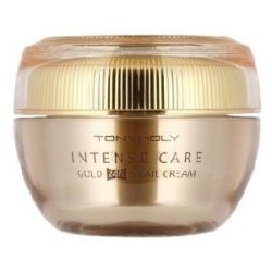 TONYMOLY Intense Care Gold 24K Snail Cream 45ml +TONYMOLY Intense Care Gold 24K Snail Cream 45ml korean cosmetic skincare product online shop malaysia singapore indonesia
