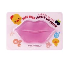 TONYMOLY Kiss Kiss Lovely Lip Patch 10g x 5 pcs korean cosmetic skincare product online shop malaysia singapore indonesia