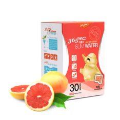 365mc Body Slim Water GrapeFruit 2.6g x 30sticks body diet product malaysia singapore thailand australia