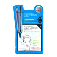 Dermal Bayliss Synergy Aqua Moisture Essence Mask korean cosmetic skincare shop malaysia singapore indonesia