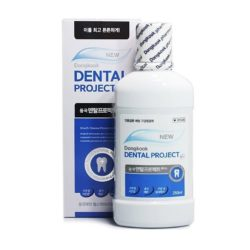 Dongkook Dental Project Plus Oral Care 250ml korean cosmetic skincare shop malaysia singapore indonesia