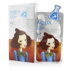 Fascy Tina.S Aqua Mask korean cosmetic skincare shop malaysia singapore indonesia