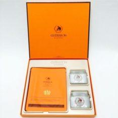 Guerisson 9 Complex Horse Oil Hydrogel Gold Mask Set korean cosmetic skincare shop malaysia singapore indonesia