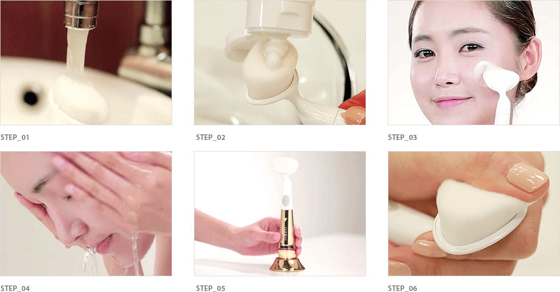 HABALAN-POBLING-PREMIUM-Pore-Sonic-Cleanser-How-to-use-malaysia-singapore-indoensia.png (1103×576)