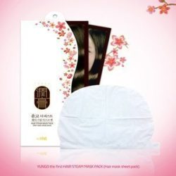 LG Yungo Steam Hair Mask Sheet Pack korean cosmetic skincare shop malaysia singapore indonesia