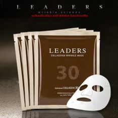 Leaders Collagen 30 Wrinkle Mask Hydrolyzed Collagen 30 korean cosmetic skincare shop malaysia singapore indonesia