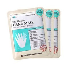 Leaders Insolution DR. Therapy Hand Mask korean cosmetic skincare shop malaysia singapore indonesia