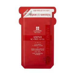 Leaders Mediu Amino AC-Free Mask korean cosmetic skincare shop malaysia singapore indonesia