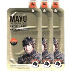 MAYU W.H.P Derma Care Ampoule Mask by Lee Min Ho korean cosmetic skincare shop malaysia singapore indonesia