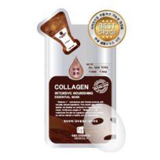 MEDICOS-V Collagen Intensive Nourishing Essential Mask korean cosmetic skincare shop malaysia singapore indonesia