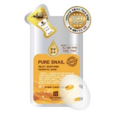 MEDICOS-V Pure Snail Silky Soothing Essential Essential Mask korean cosmetic skincare shop malaysia singapore indonesia