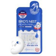 Mediheal Bird's Nest Proatin Mask korean cosmetic skincare shop malaysia singapore indonesia