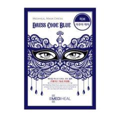 Mediheal Mask Dress Code Blue korean cosmetic skincare shop malaysia singapore indonesia