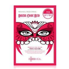 Mediheal Mask Dress Code Red korean cosmetic skincare shop malaysia singapore indonesia