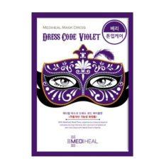 Mediheal Mask Dress Code Violet korean cosmetic skincare shop malaysia singapore indonesia