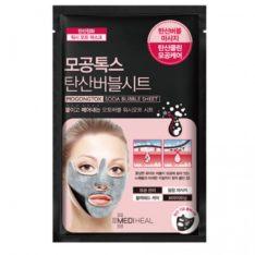 Mediheal Mogongtox Soda Bubble Sheet korean cosmetic skincare shop malaysia singapore indonesia
