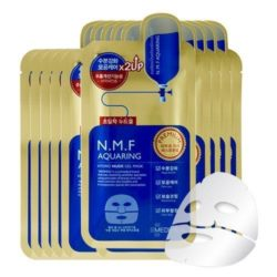 Mediheal N.M.F Aquaring Hydro Nude Gel Mask korean cosmetic skincare shop malaysia singapore indonesia taiwan