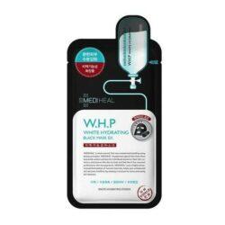 Mediheal W.H.P White Hydrating Charcoal Mineral Mask new zealand nepal bhutan