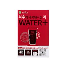 O'sulloc Water Plus Red Cafe korean cosmetic skincare shop malaysia singapore indonesia