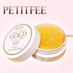 Petitfee Gold EGF Eye and Spot Patch korean cosmetic skincare shop malaysia singapore indonesia