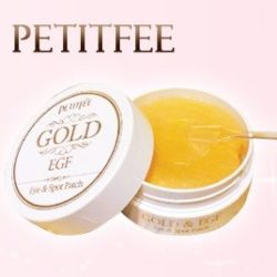 Petitfee Gold EGF Eye and Spot Patch korean cosmetic skincare shop malaysia singapore indonesia